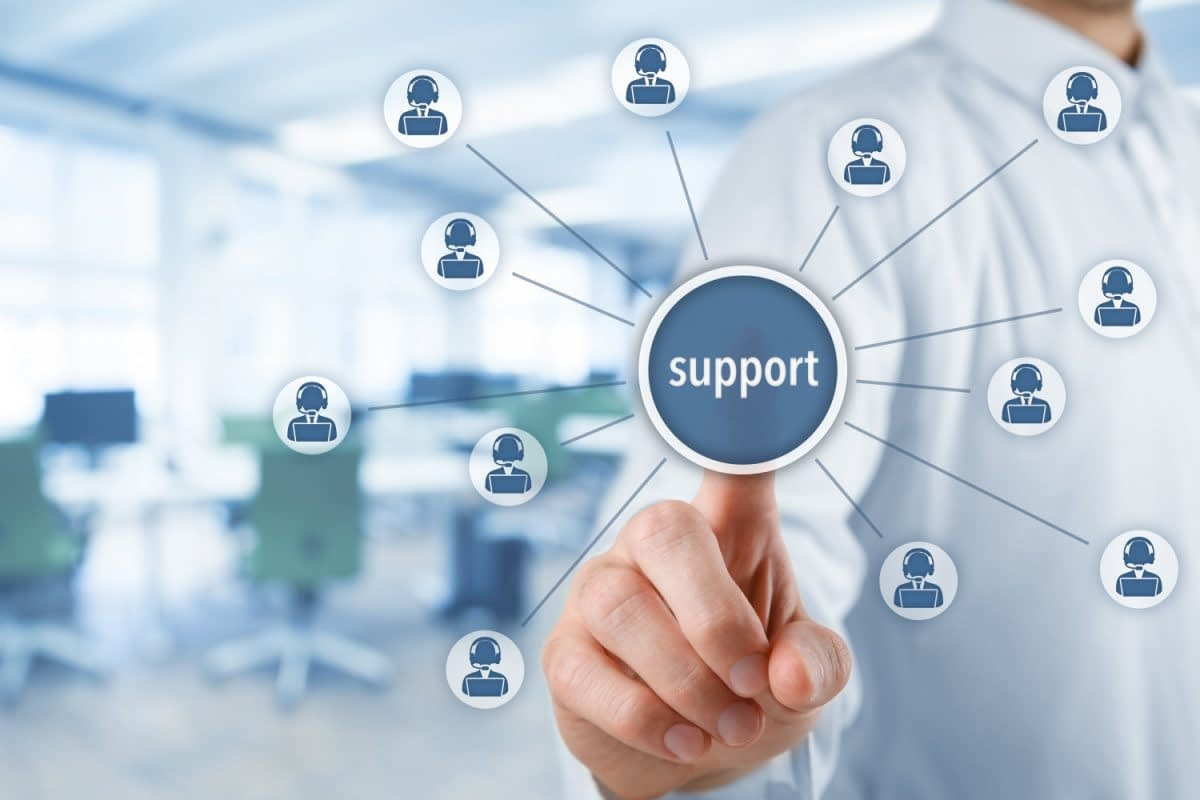 IT Services Company remote support it