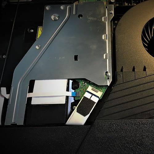 PS4 Blu Ray Laser Repair